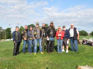 CVMA of Cambridge Ohio Donates Generous Check to Veterans' Outreach
