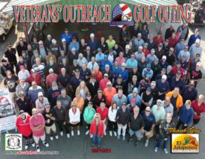 veterans outreach golf scramble